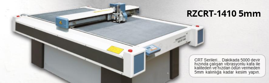 karton kesim makinesi RZCRT-1410 5mm
