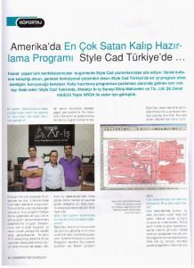 KONFEKSİYON TEKNOLOJİ - Ariş Makina