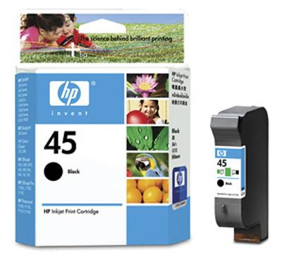 HP 45 Inkjet kartuş